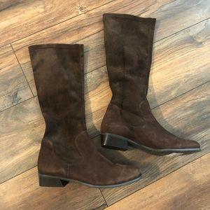 Vaneli Suede Boots Size 9